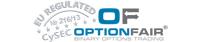 optionfair binary options broker logo