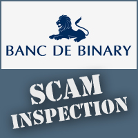 Banc De Binary Scam Inspection