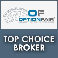 OptionFair Top Choice Broker