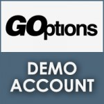 GOptions Demo Account