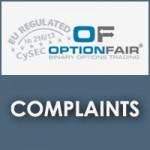 OptionFair Complaints