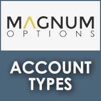 Magnum Options Account Types