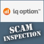 IQ Option Scam Inspection