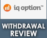 IQ Option Withdrawal
