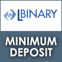 LBinary Minimum Deposit