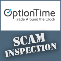 OptionTime Inspection Scam Review