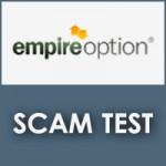 EmpireOption Scam Test