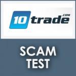 10Trade Scam Test