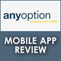 Anyoption Mobile App Review