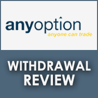 Anyoption Withdrawal Review