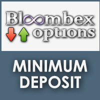 Bloombex Options Minimum Deposit