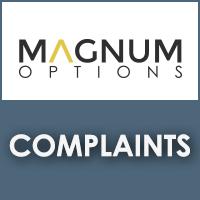 Magnum Options Complaints Review