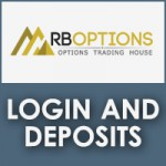 RBOptions Login And Deposits