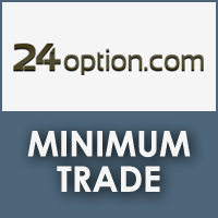 24option Minimum Trade