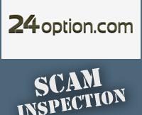 24option Scam Test