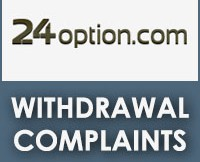 24option Withdrawal Complaints Review