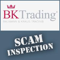 BKTrading Scam Test