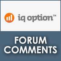 IQ Option Forum Comments