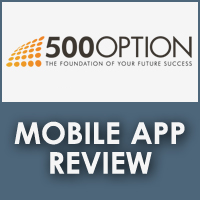 500option Mobile App