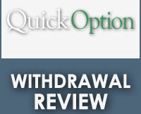 Quick Option Withdrawal Review
