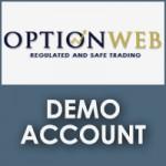 OptionWeb Demo Account