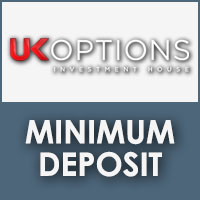 UK Options Minimum Deposit