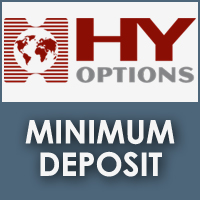 HY Options Minimum Deposit