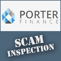 Porter Finance Scam Inspection