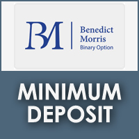 BMBoption Minimum Deposit