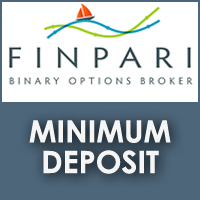 Finpari Minimum Deposit