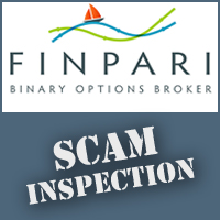 Finpari Scam Test
