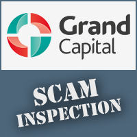 Grand Capital Scam Test