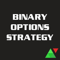 Real binary trading strategies
