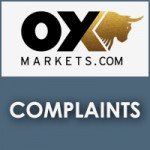 OX Markets Complaints
