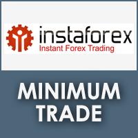 InstaForex Minimum Trade