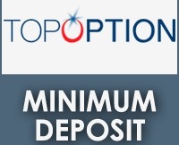 TopOption Minimum Deposit