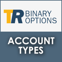 TR Binary Options Account Types