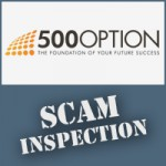 500 Option Scam Test