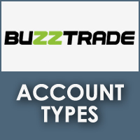 BuzzTrade Account Types