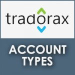 Tradorax Account Types
