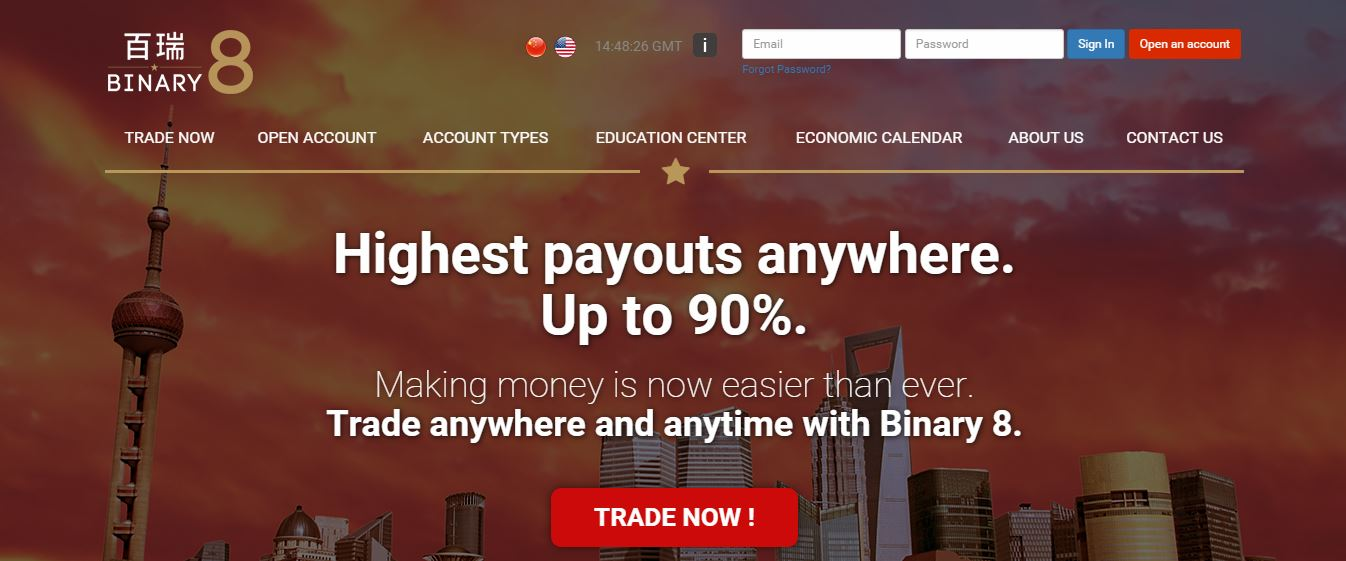 Binary 8 Home Page