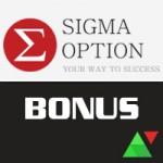 SigmaOption Bonus