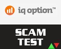 IQ Option Scam Test 2016
