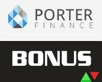 Porter Finance Bonus
