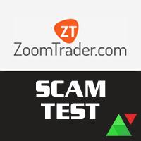 ZoomTrader Scam Test 2016