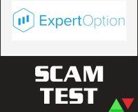 ExpertOption Scam Test 2016