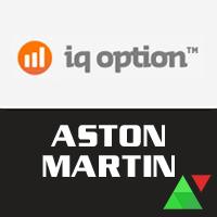 IQ Option And Aston Martin