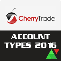 New CherryTrade Account Types 2016
