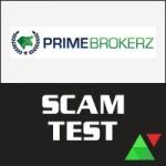 Prime Brokerz Scam Test 2016