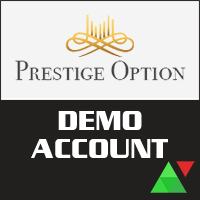 Prestige Option Demo Account